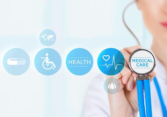 Gesundheitssektor der Wachstumsmarkt der Zukunft
