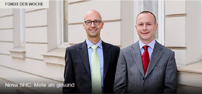20161112 Boerse Online - Fonds der Woche