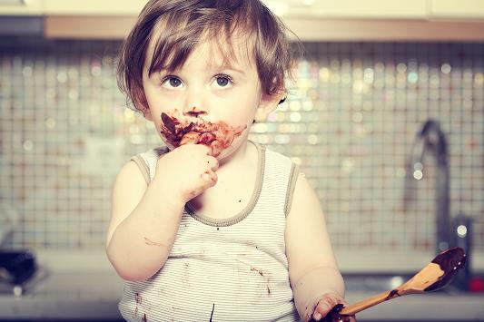 Schlau und glücklich durch Schokolade!