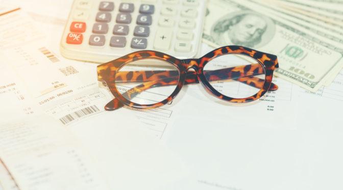 Lohnplus durch Brille?